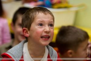 Andrew's Preschool Christmas Concert