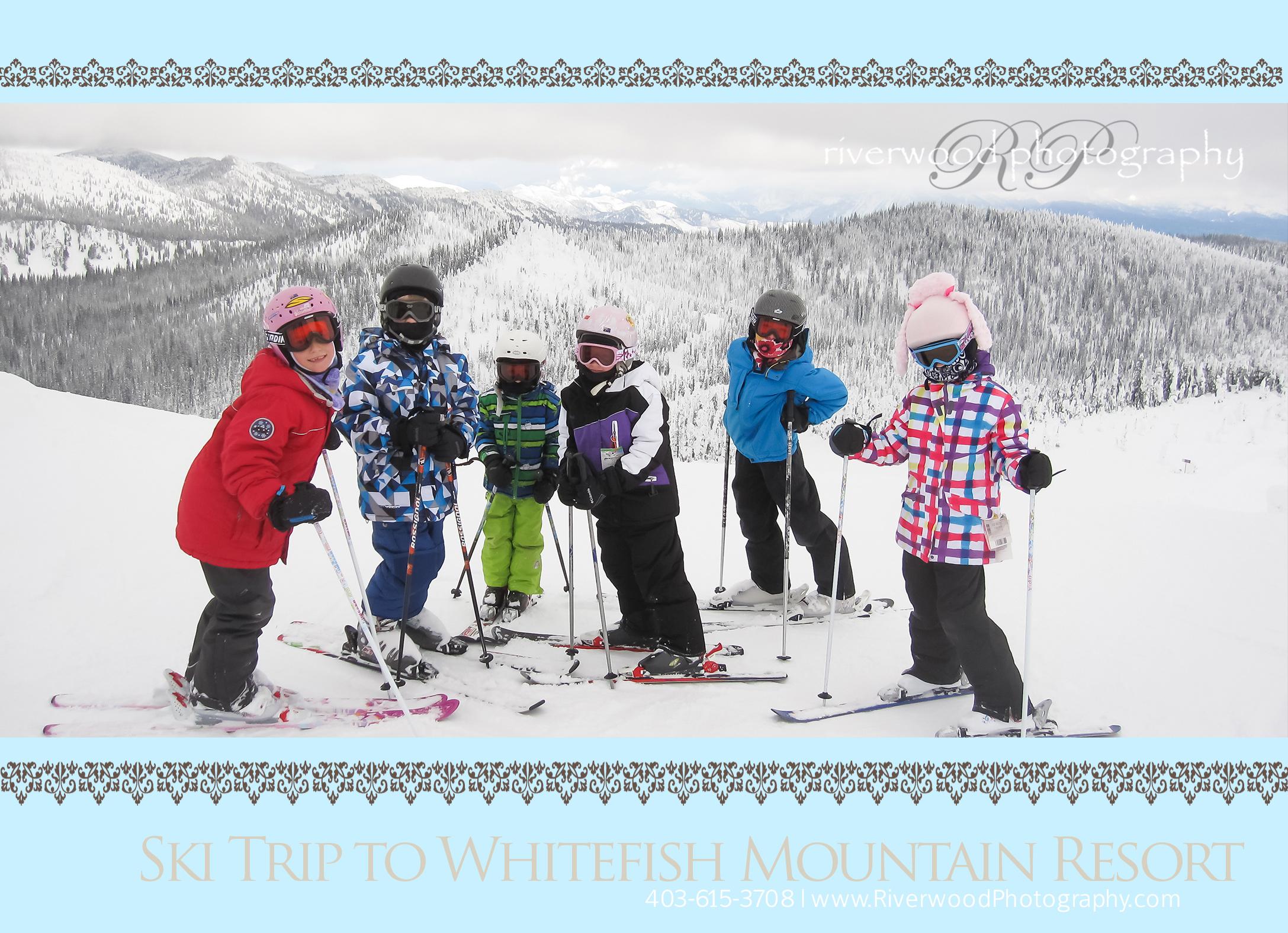 Ski Trip to Whitefish Mountain Resort