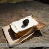 Cheesecake at Le Relais at Lake O'Hara