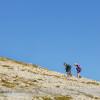 Hiking Moose Mountain in Kananaskis