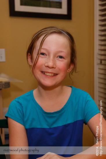 Melanies 11th Birthday
