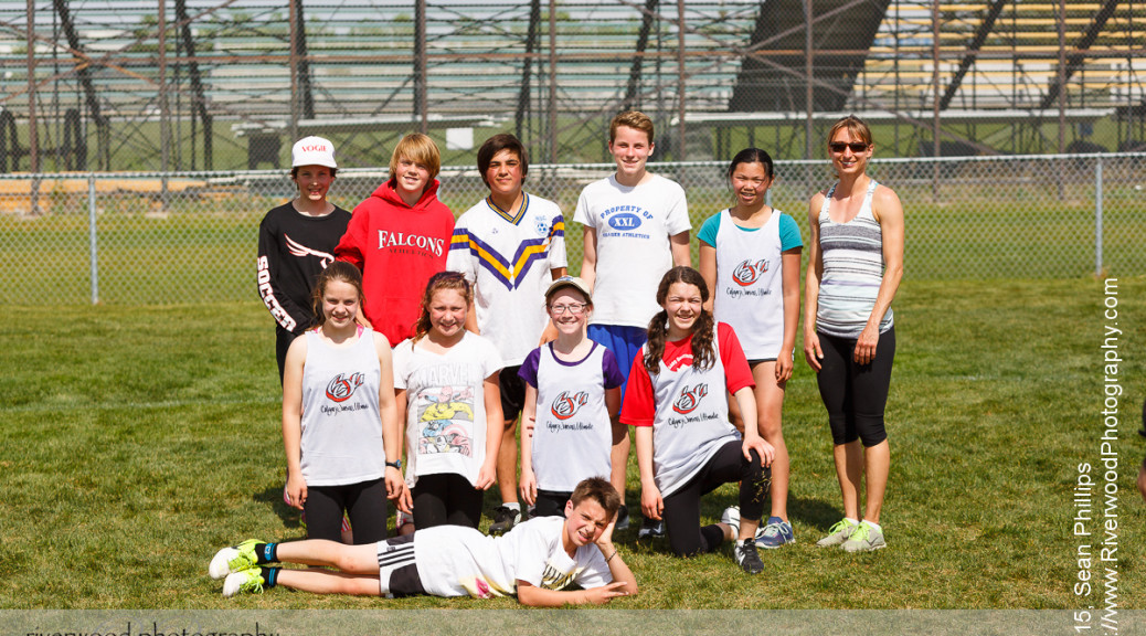 Showdown 2015 - Calgary Juniors Ultimate Tournament (1)