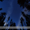 The Night Sky over the Icefields Parkway