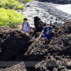 Hiking the Lava Fields at the South End of Maui