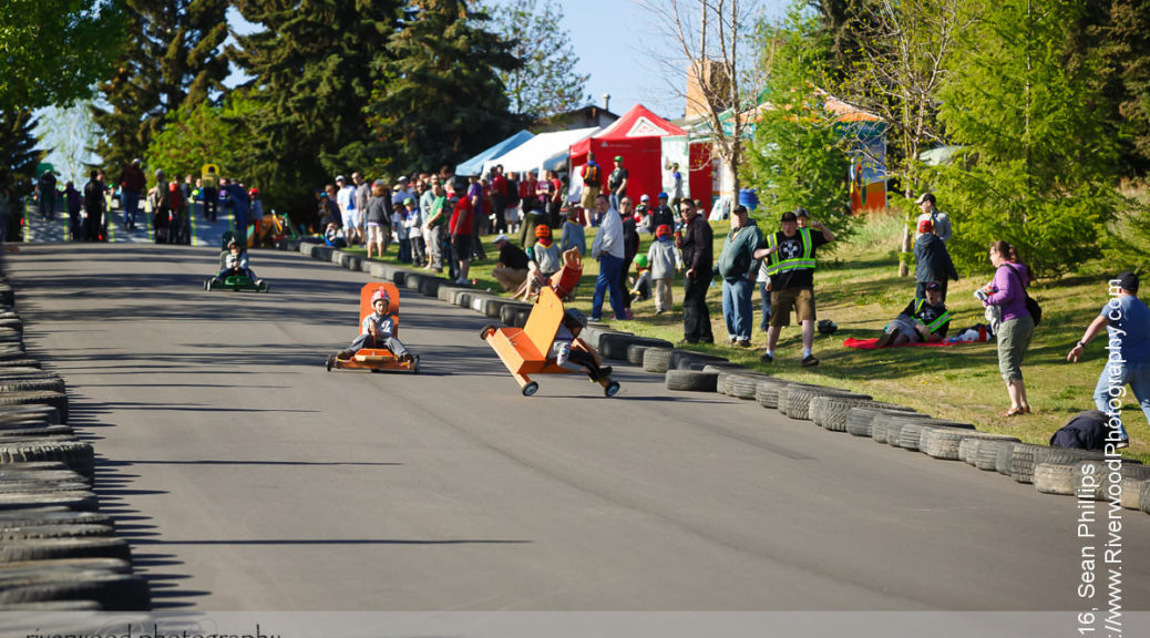 2016 Southern Trails Soap Box Derby