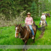 Horseback Riding at Anchor D Ranch