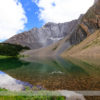 Hiking to Rummel Lake in Kananaskis