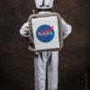 Halloween 2016 - Spaceman Andrew
